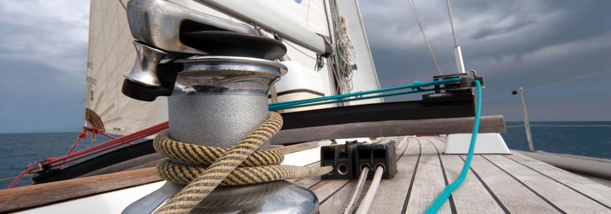 inkoop van uw motorjacht of zeilboot door Saleboot.